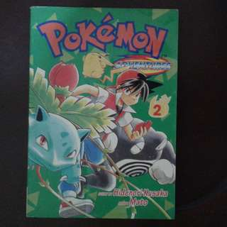 POKEMON ADVENTURES VOLUME 2