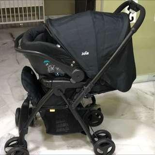 Joie baby stroller