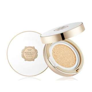 The Face Shop MIRACLE FINISH Oil Control Water Cushion V203