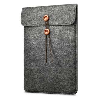 Brand New in Packaging Wool Felt Laptop Sleeve for 13.3 13 inch Notebook Macbook