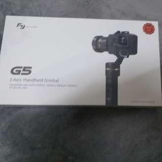 全新飛宇G5 平穩器