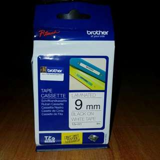 Brother Tape Cassette 9mm (TZe 221)