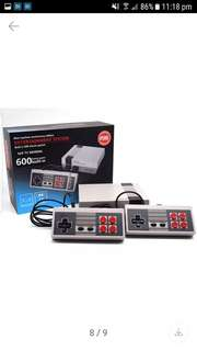 BNIB Coolbaby 600 games console 2 players Nintendo nes inspired