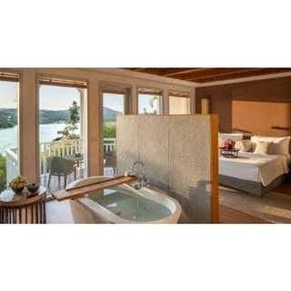 5 Star Hotel Phuket Amatara Wellness Resort