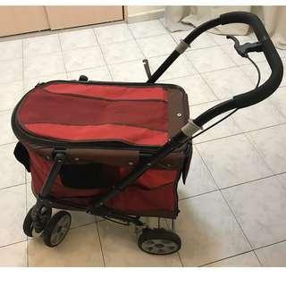 Dog stroller/pram