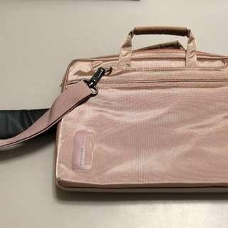 手提電腦包-粉紅色