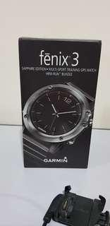 Garmin Fenix 3 Sapphire Edition (Non HR)