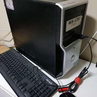 DELL computer T1500 core i7