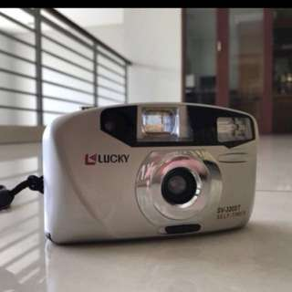 Analog Camera Lucky SV 320T