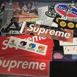 [CHEAPEST]Supreme Stickers