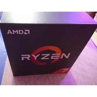 Brand New AMD Ryzen 1700