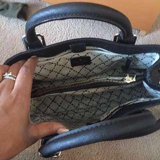 Slightly used Kate Spade black purse