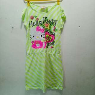 Hello Kitty Dress (Original Brand)
