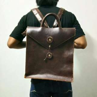 Leather Bag ( Backpack,Tote,Messenger )
