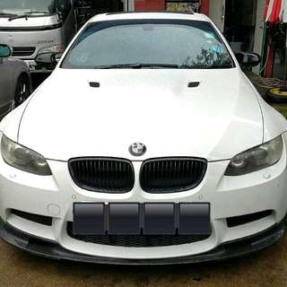 BMW M Series M3 Coupe 4.0L V8 Engine  6 Speed Manual Transmission  2008/09 Status : 🇸🇬( S'PORE )  Excellent Condition  For Spare Parts Or Track Use.   Interested Pls Click 👇 ( CHAT )