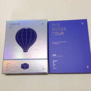[WTS] BTS TWT BLU RAY DVD OUTBOX + DIGIPAX