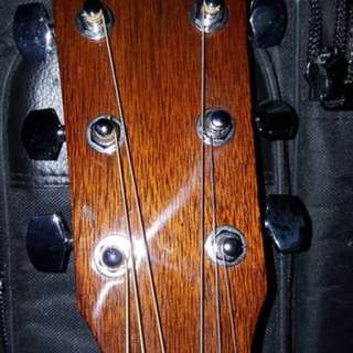 Acoustic Guitar Fender