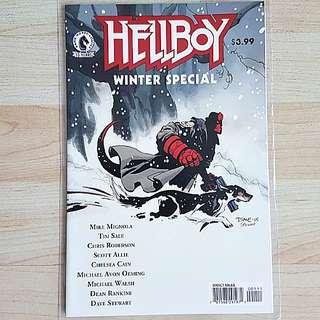 Dark Horse Comics Hellboy Winter Special One Shot Near Mint Condition