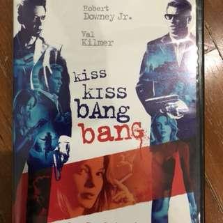 Kiss Kiss Bang Bang R1 DVD