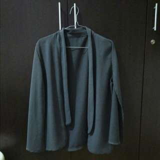 Cape blazer grey