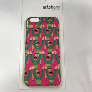韓國artshare iphone 6 case (包平郵)