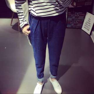 Denim Jeans / Ulzzang Korean Pants
