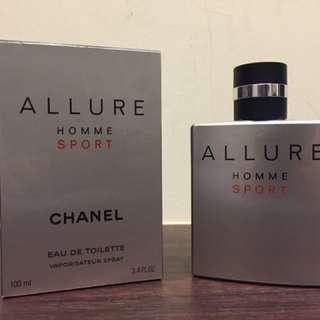 Chanel Allure Homme sport ETD 100 ml