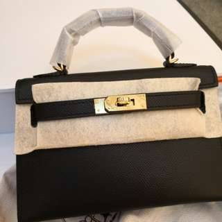 Hermes kelly mini sling bag