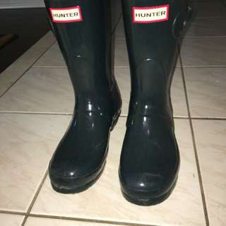 New Hunter Rainboots