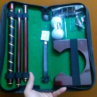 In House Golf Set