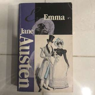 Novel/Book, Emma - Jane Austen, English Classics