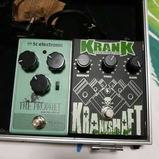 Kranshaft Overdrive By Krank Amplification.