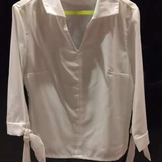 Cloth inc cloud white shirt