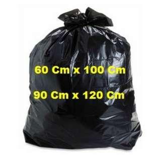 Plastik Sampah HD Hitam Besar