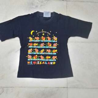 Navy Blue Penguins Top From New Zealand