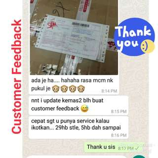 Thanks You For The Trust & Purchase😙