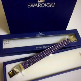 NEW SWAROVSKI USB Bracelet