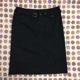 U2 Belted Skirt