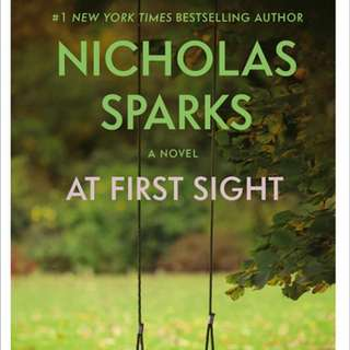eBook - At First Sight by Nicholas Sparks