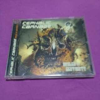 Cephalic Carnage - Misled By Certainty