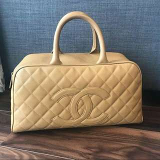 Chanel Boston Medium