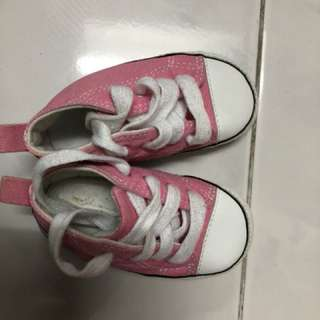 Converse shoe for baby