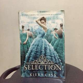 ‼️ REPRICED ‼️The Selection by Kiera Cass