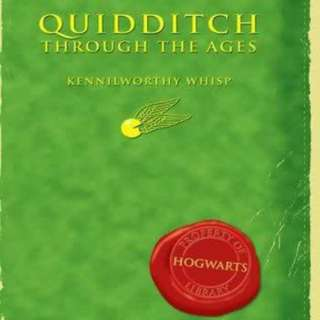 eBook - Quidditch Through the Ages by J. K. Rowling