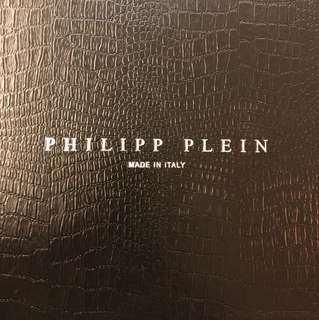 Philipp Plein男裝鞋41號