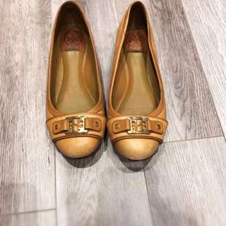 Authentic Tory burch flats - sz 7.5