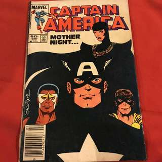 Captain America #290 (Feb 1984, Marvel) #comics
