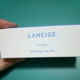 LANEIGE SLEEPING CARE KIT