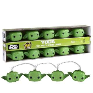Funko POP! Home Lights: Star Wars Party String Lights - Yoda