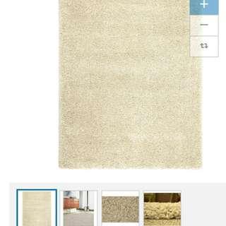 8x10 cream rug